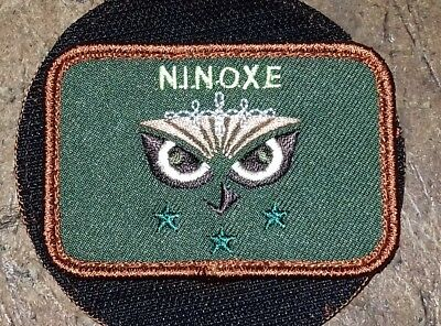 PATCH  Ecusson NINOXE ERI 2° Régiment de Hussards