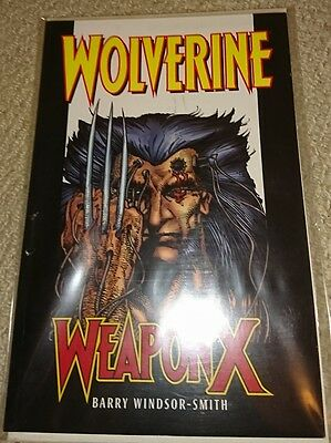 Wolverine: Weapon X TPB Barry Windsor-Smith