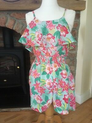 gorgeous Girls Playsuit 31/32ins (11-12 Yrs) Worn Once.