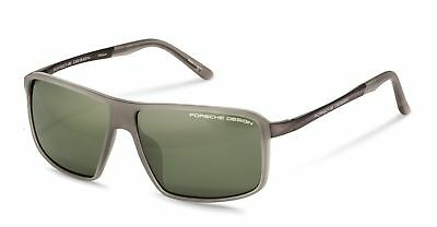 b3a19604b0a83 AUTHENTIC PORSCHE DESIGN P 8650 D Dark Grey Polarized Sunglasses ...