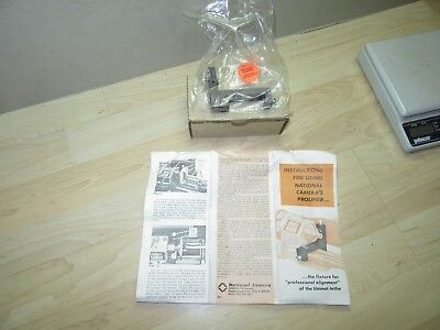 Vintage NOS National Camera Proliner for Unimat lathes Professional Alignment