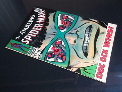 Amazing Spider-Man #55 - NEAR MINT 9.0 NM - Marvel 1967 - Doctor Octopus app!!!