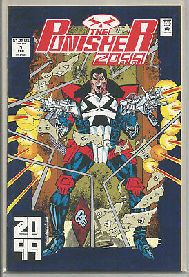PUNISHER 2099 * LOT of 18 DIFFERENT * GREAT DEAL!