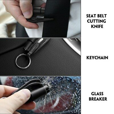 Mini Auto Car Glass Breaker Safe Hammer Window Vehicle Escape Life-saving Tool