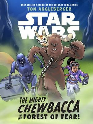 Star Wars Mighty Chewbacca In Forest Of Fear  HC