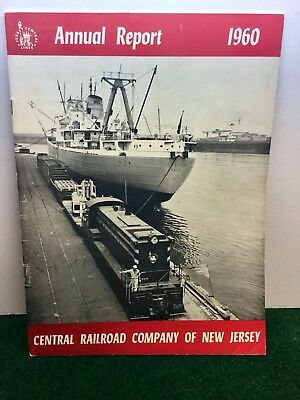 Jersey Central Annual Report 1960