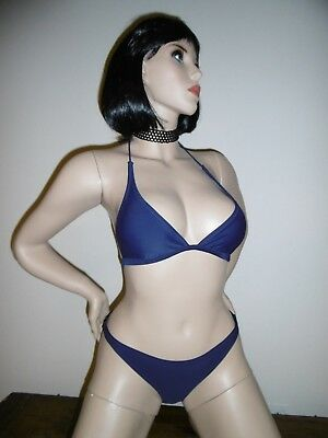 Maillot De Bain 2 Pieces Neuf T40/42 Overall All In One Swimsuit 891-