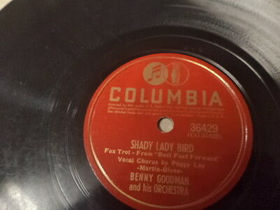 WW2 COL.78/Benny Goodman&His Orchestra/Peggy Lee Vocal