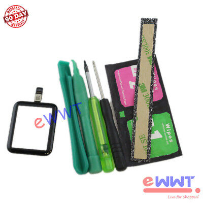 Replacement Touch Screen Digitizer+Tool for Apple Watch Series-3 42mm S3 ZVLU713