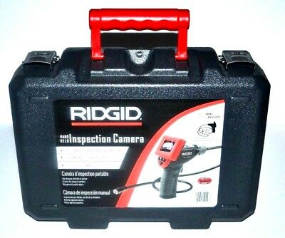 Ridgid Micro Ca-25 Ca25 Digital Inspection Camera Scope (Gce032186)