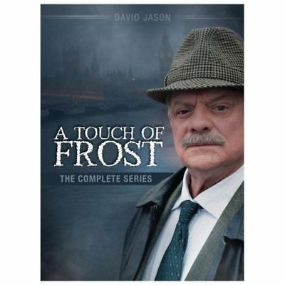 A Touch of Frost: The Complete Series (DVD, 2013, 19-Disc Box Set) New Free Ship