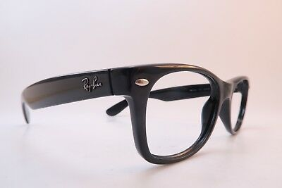 Vintage Ray Ban eyeglasses frames Mod RB 2132 col 901 Size 52-18 made in Italy