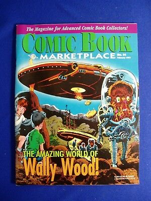 Comic Book Marketplace 44.  Wally Wood Special  .VFN/NM