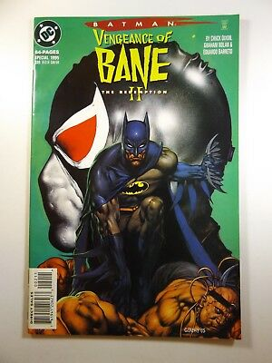 Batman: Vengeance of Bane II The Redemption! Gorgeous VF-NM Condition!!