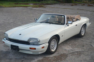 Jaguar XJS  TUNNING 4.0 6 CYL XJS CONVERTIBLE THAT DOES EVERYTHING RIGHT!!