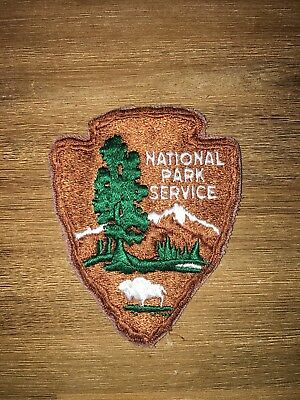US NATIONAL PARK SERVICE offizielles Patch ECHT