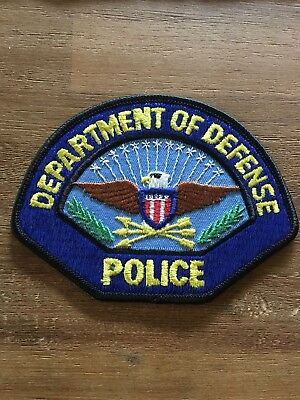 DEPARTMENT OF DEFENSE Pentagon POLICE