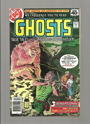 Ghosts #71  High Grade 9.6  Copy  Dominguez Cover Art