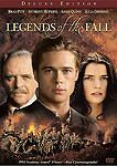 Legends of the Fall (DVD, 2005, Deluxe Edition) NEW