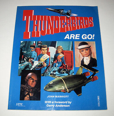 Thunderbirds Are Go 2 1992 John Marriot - Jeff Tracy Parker Lady Penelope Brains