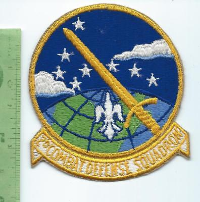 US Air Force USAF  2nd Combat Defense Squadron   patch