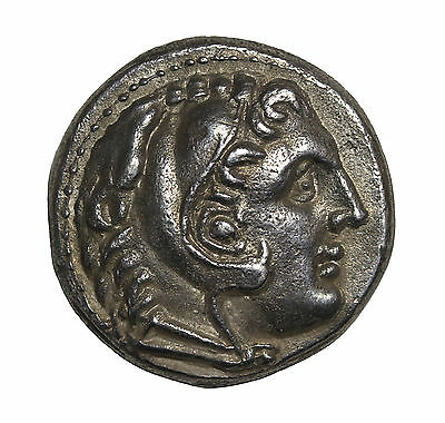 Kings Of Macedon Alexander The Great Silver Tetradrachm 336-323BC Amphipolis Mt