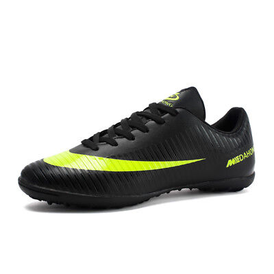 Men Soccer Cleats Shoes Football Indoor Sport Training Non-slip Sneakers Fashion