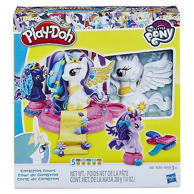 New Play-Doh My Little Pony Canterlot Court E1950