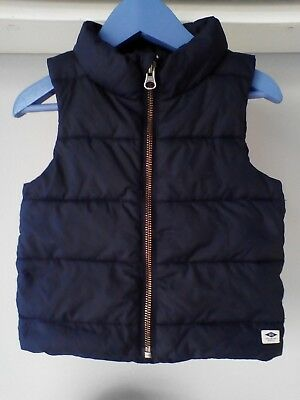 Country Road toddler boys jacket puffer size 1-2 good condition