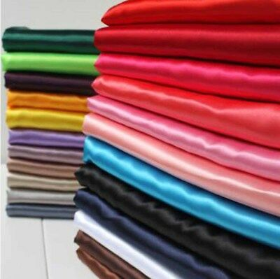 One PCS Silk   Fabric Pre-Cut Cloth Fabric Wedding decoration for   Sewing