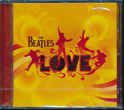 The Beatles Love CD NEW