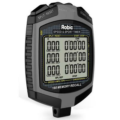 Robic SC889 Speed and Sport Timer