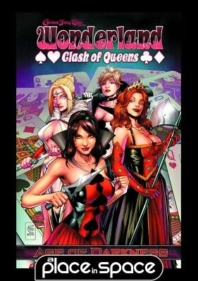 Grimm Fairy Tales Wonderland Clash Of Queens - Softcover