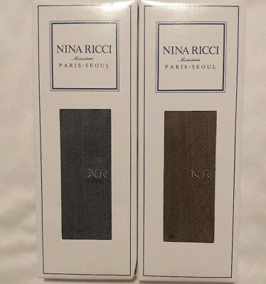 Nina Ricci High End Designer Womens Socks Stockings