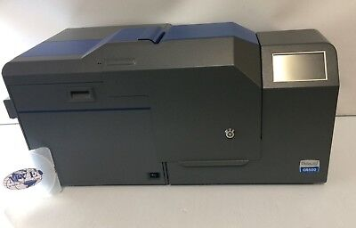 Datacard Cr500F Cr500 Card Printer Card Issuance System No Key