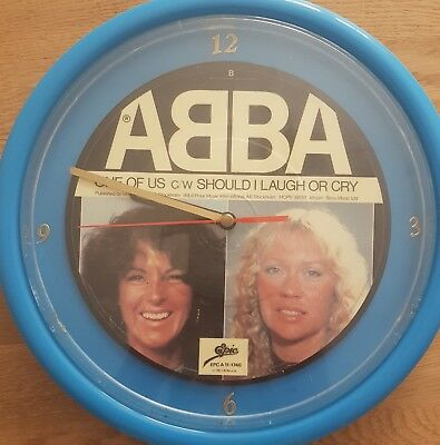 Abba Uhr,  Picture Disc