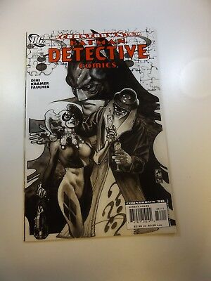 Detective Comics #837 VF condition Huge auction going on now!