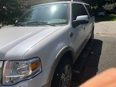 2010 Ford Expedition King Ranch 2010 Ford Expedition EL King Ranch