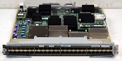Cisco DS-X9248-96K9 Switching Module Switch - 48 Ports Gigabit - Tested/Working