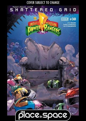 Mighty Morphin Power Rangers (Boom! Studios) #30A (Wk33)