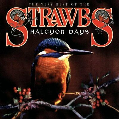 Strawbs Halcyon Days/the Very Best Of 2 Cd Uk New Set