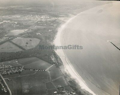 June 1944 D-Day Invasion USAAF 435th TCG 77th TC Sq  Photo #1 Over Normandy