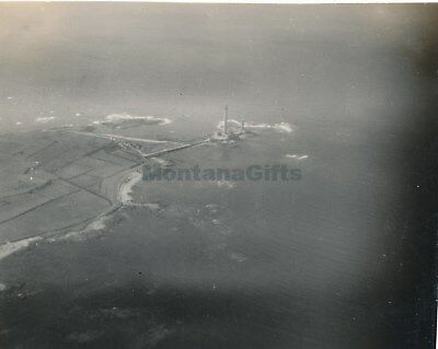 June 1944 D-Day Normandy Invasion USAAF 435th TCG 77th TCSq  Photo #4 lighthouse