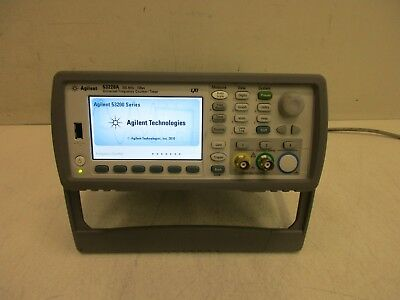 Agilent 53220A 350MHz-100ps Universal Frequency Counter/Timer