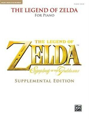 The Legend of Zelda Symphony of the Goddesses (Supplemental Edition): Piano Solo