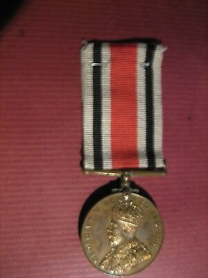 british war medal with ribbon