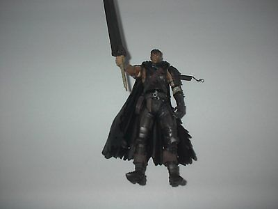 Berserk Guts Black Swordsman Art Of War 8 Inch Toycom Figure