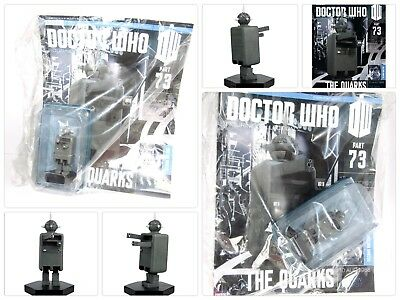 Doctor Who Eaglemoss Figurine Collection 73 The Dominators Quark