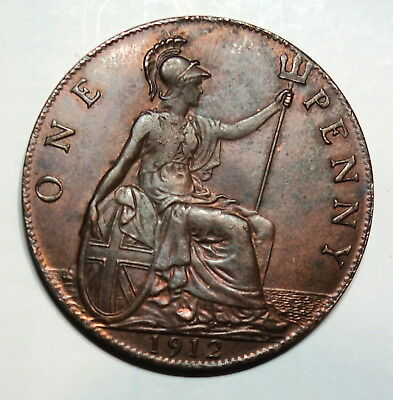Great Britain Penny 1912.