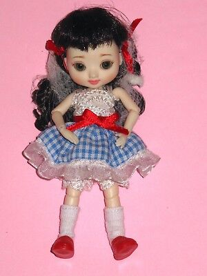 """Tonner Wilde - Little Sew and Sew 4"""" Resin BJD Amelia Thimble Doll"""
